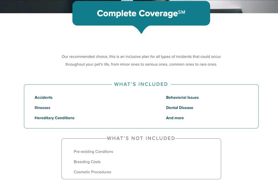 Hartville pet insurance complete coverage